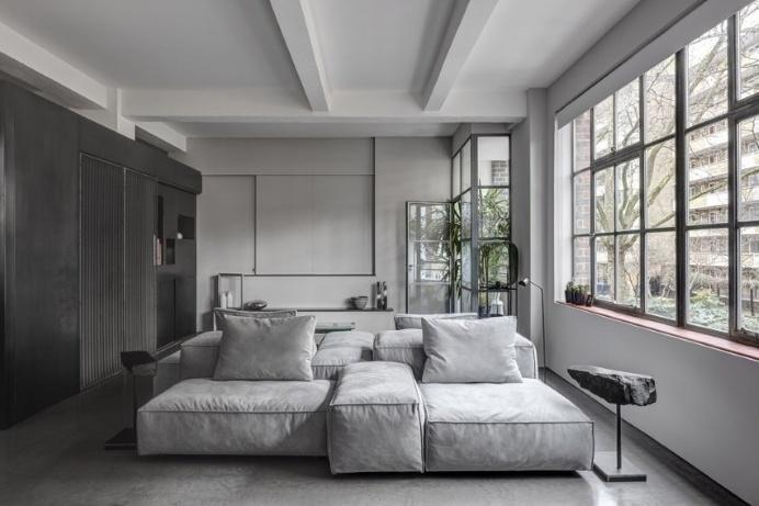 Theatrical Apartment