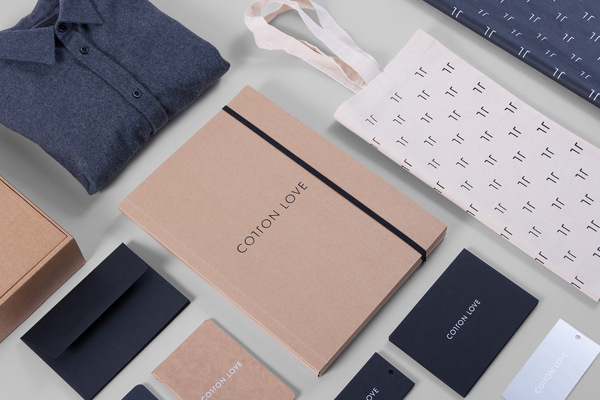 Founded|http://wearefounded.com/ #branding #clean #brand #system #identity #navy #clever