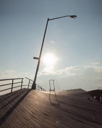RECLAIM NYC #nyc #sandy #boardwalk #sunny