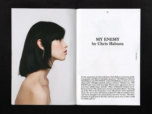Pure Magenta - Projects #print #layout #magazine