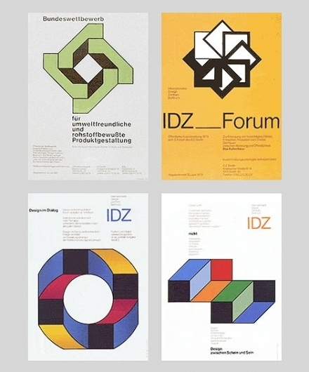 Design by Herbert Kapitzki #design #graphic #poster
