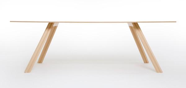 Ripple by Benjamin Hubert #design #furniture #minimal #minimalist #table