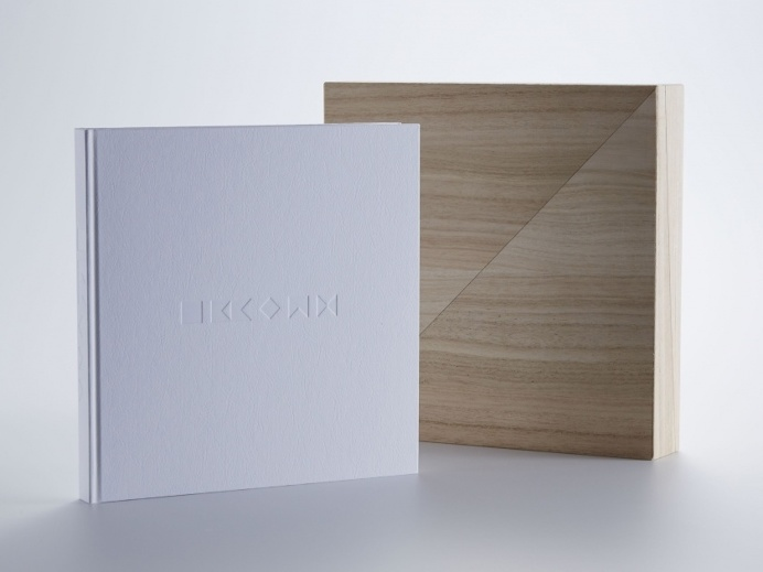 #book #publication #wood #embossing #print #cover