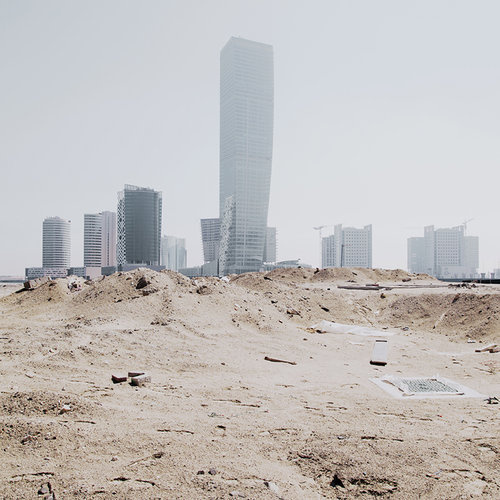 CJWHO ™ (A Photographer Turns Dubai Into A Ghost City |...) #dubai #abu #design #landscape #photography #architecture #dhabi