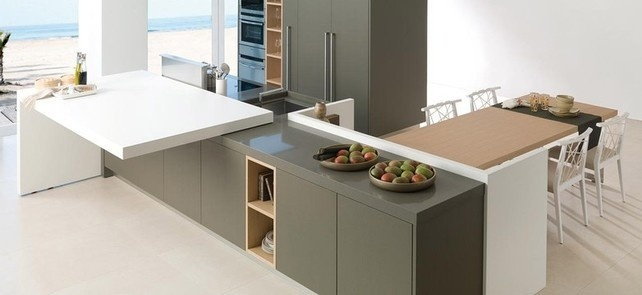 Arredo Cucina #gamadecor #tavolo #moderna #cucina #mobili #sedia #moderne #arredo #cucine