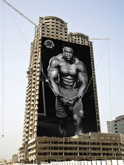 Creative Billboard Ads | InspireFirst #strong #creative #billboard #print #advertising #outdoor