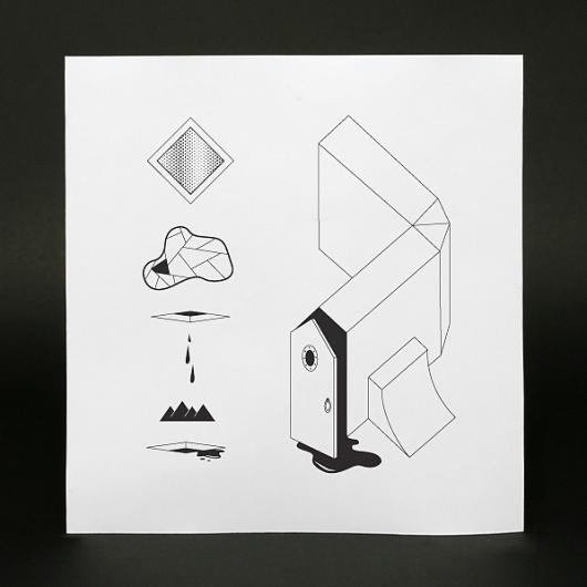 I am Joel Evey #illustration #collage