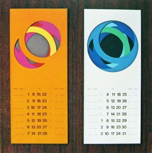 geométrica #calendar