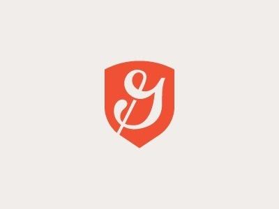 Shield by Bobby McKenna #mark #lettering #script #emblem #shield #logo