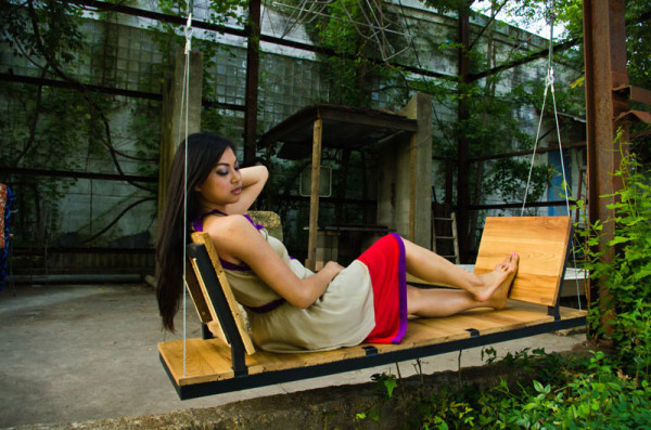 SwingLab: A Modular Porch Swing Photo #swing #furniture #porch