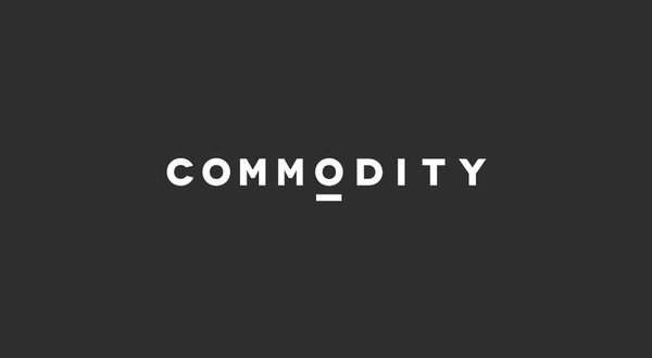 Commodity #handcrafted #design #graphic #type #typography