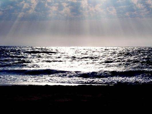 Personal Work #ocean #sun #black #photography #sea #purple #contrast