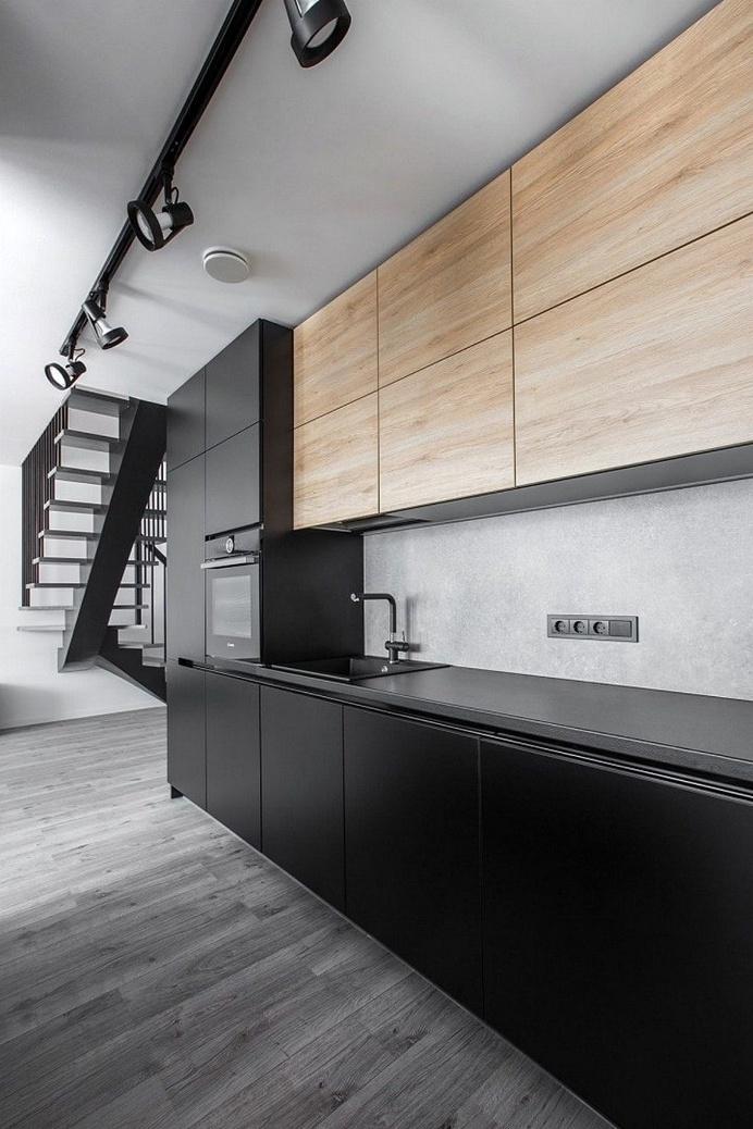Burbiskiu Apartment, Vilnius by Rimartus Design Studio 4