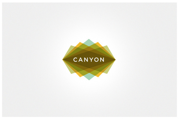 Canyon Logo #logo #design