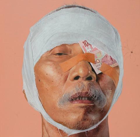 Haris Purnomo   PICDIT #painting #portrait #art
