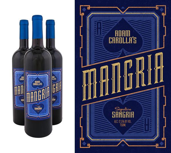 mangria_small #packaging #wine