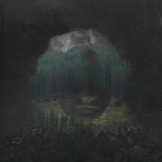 Jonas Till Hoffmann - Toaton She. (JPEG Image, 600×600 pixels) #hoffmann #woman #jonas #woods #toaton #exposure #photography #till #forest #she #dark