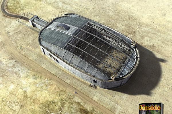 Go Outside Magazine Jailhouses #tech #jail #mouse