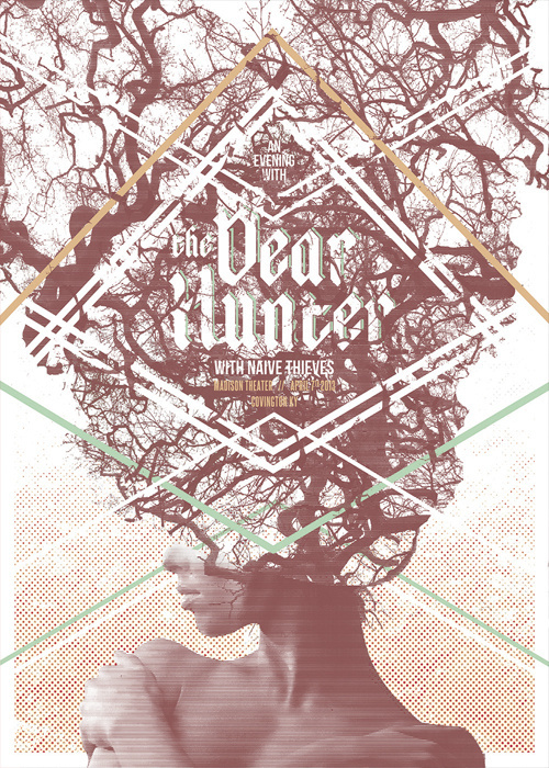 Dear Hunter by Flyerfolio