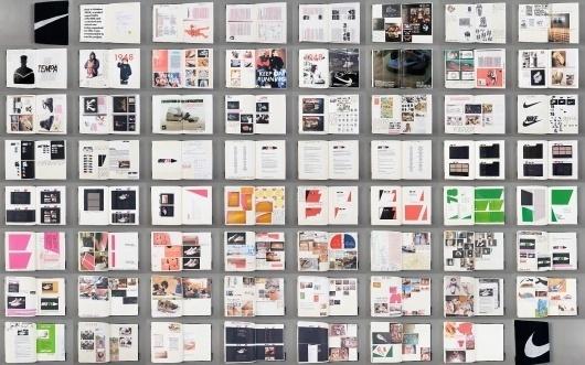 NIKE78 | Paul Jenkins #print #book #publication #layout #magazine
