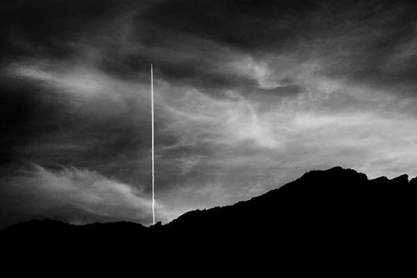 everyday_i_show: photos by Cole Thompson #clouds #missile #flight #launch #trail #photography #rocket #vertical