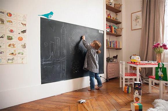 fun kid's room via the socialite family #interior #design #decor #deco #decoration