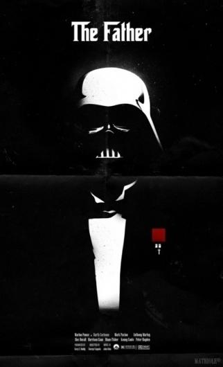 icanhasminiblog #star #illustration #wars #poster