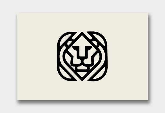 Animal Logo Menagerie xe2x80x93 Part 3 #logo #lion