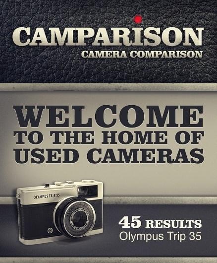 websitesarelovely #olympus #camera #design #retro #website #trip #typography