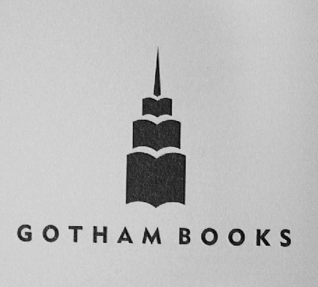 Gotham Books #logo