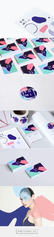 Somi Branding by Julia Kostreva | Fivestar Branding – Design and Branding Agency & Inspiration Gallery Más