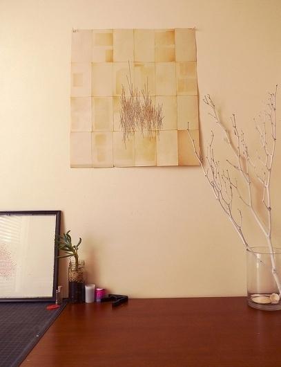 Andrew Johnson #drawing #studio #workspace