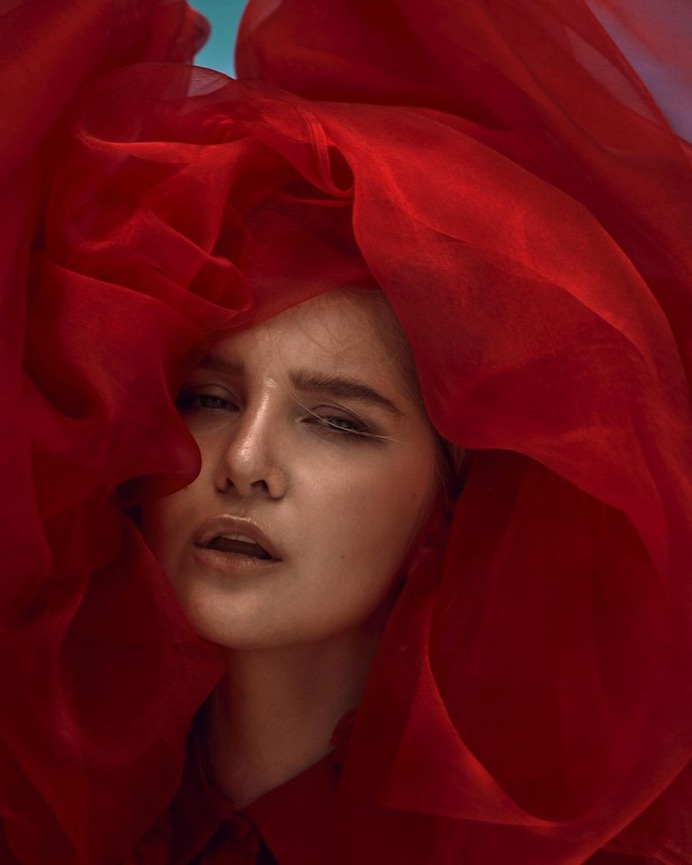 Elegant Beauty and Fashion Photography by Michael Sonnenberg