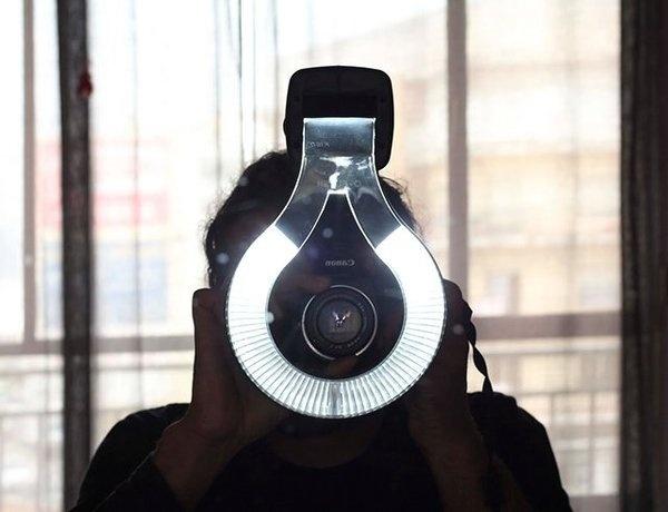 O Ring Flash Adapter #camera #flash #gadget