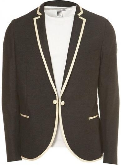 http://gestaltic.tumblr.com/post/459743032/wishlist-topman-skinny-charcoal-jacket #fashion