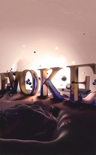 Evoke by ~HumanLG #maya3d #design #graphic #genovese #digital #luca #evoke #art