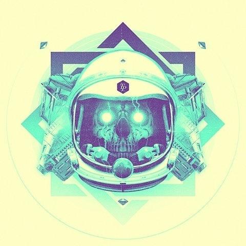 FFFFOUND! | GORG #turkis #astronaut
