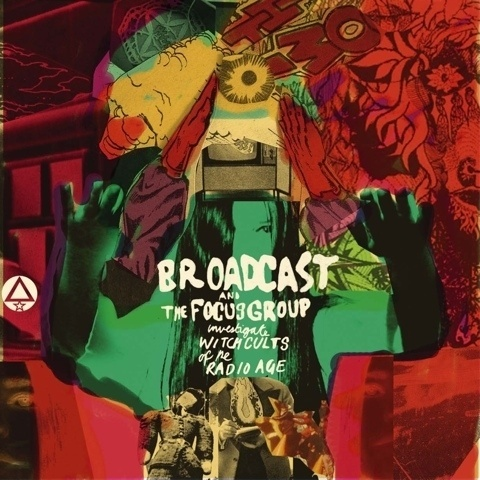 BROADCAST AND THE FOCUS GROUP #album #group #focus #the #broadcast #music #warp