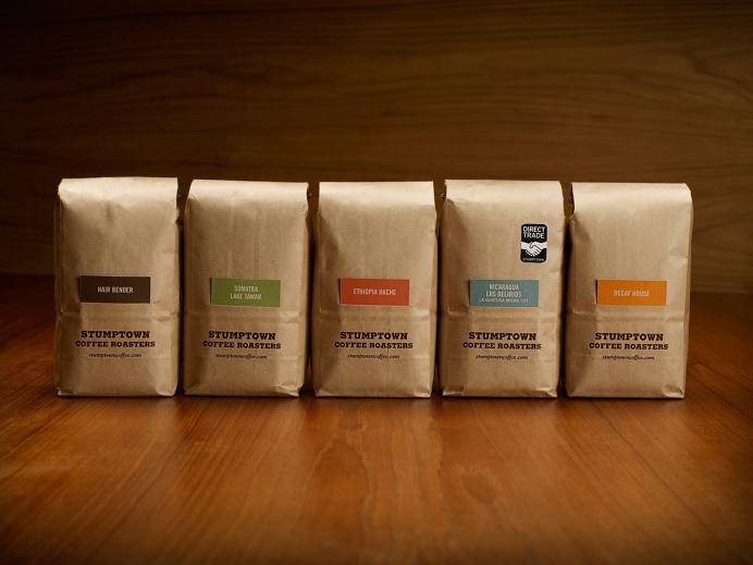 #stumptown #portland #coffee #packaging