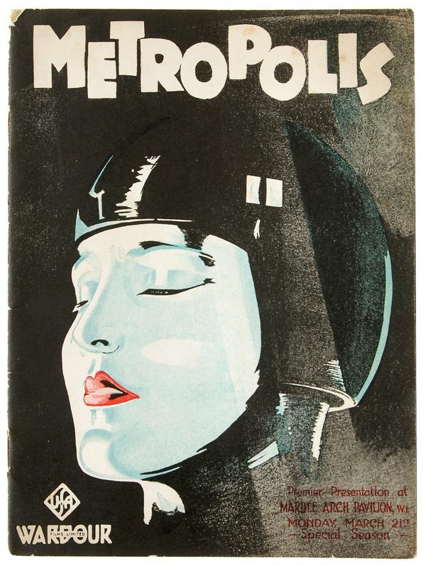 Metropolis Programme #illustration #movie #poster