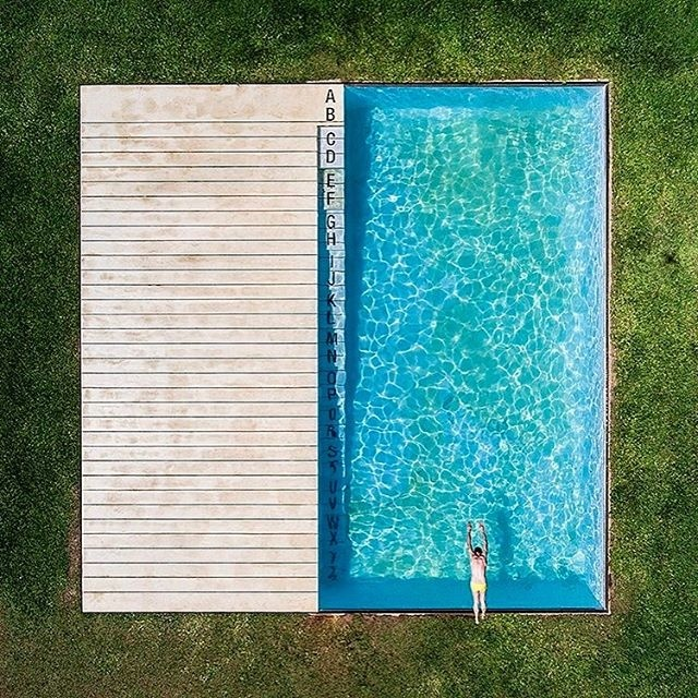 swimming poo, stationery, abstract
