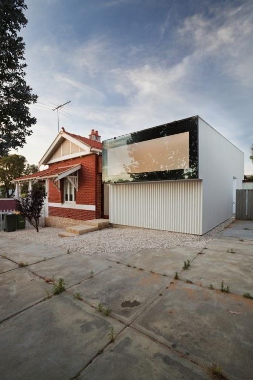 Westbury by David Barr Architect #minimalist #architecture #house