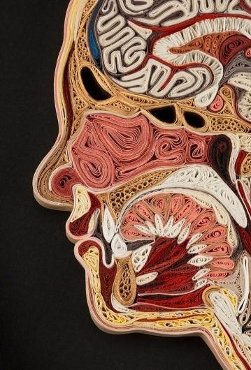 Lisa Nilsson's Art work   Artist DataBase #paper