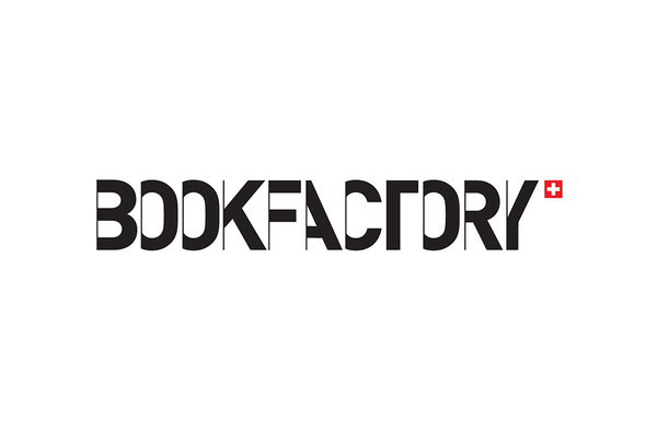 BookFactory logo design by Burgess Studio #logo