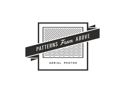 Dribbble - Patterns from Above by Justin Fuller #bw