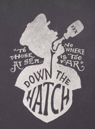 BLOG, THE #down #sailor #design #the #illustration #hatch #typography