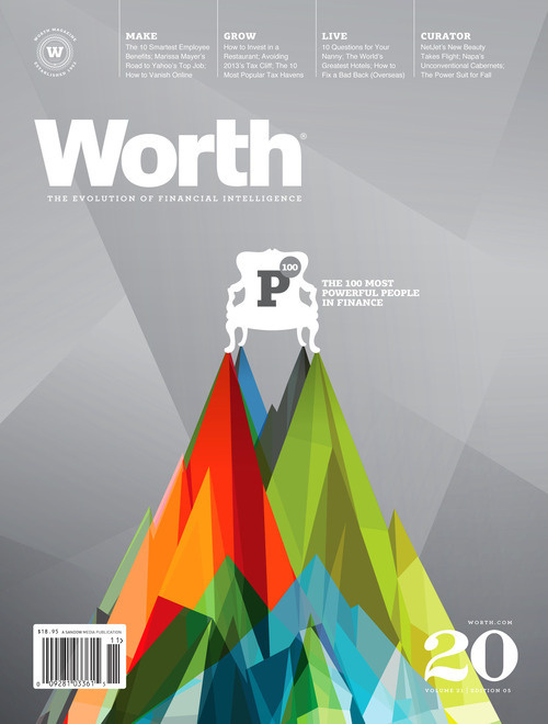 Worth (New York, NY, USA) #illustrations #covers
