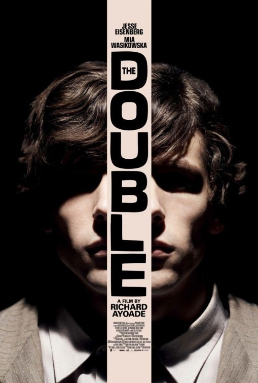 The Double #movie #empire #design #richard #ayoade #the #double #poster