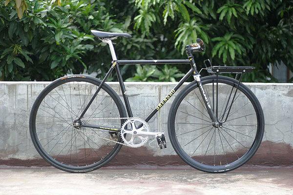 3Rensho Porteur #bicycle #porteur #track #bike