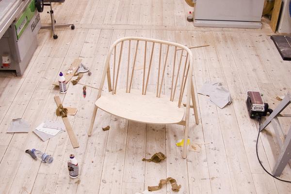 Widen Chair by etc.etc. #modern #design #minimalism #minimal #leibal #minimalist